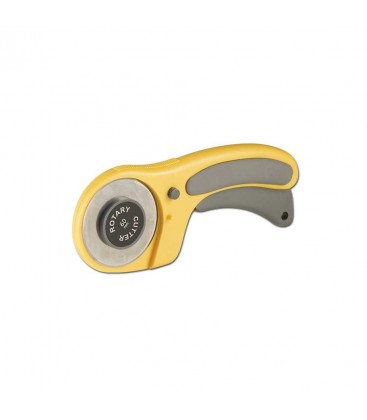 Cutter rotativ 60 mm EasyGrip, Tandy Leather USA