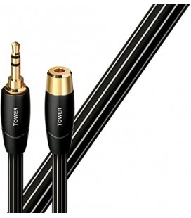Cablu audio AUDIOQUEST TOWER Jack3.5 M- Jack3.5 T - 3 m