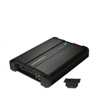Amplificator auto stereo Crunch DSX-4500, 4 canale, 4*75W RMS, 4 Ohmi