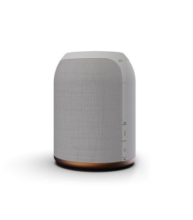 Boxa wireless wi-fi multiroom JAYS S - LIVING ONE WHITE, Airplay 2, Spotify Connect, Google Cast