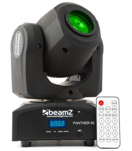 Panther40 Moving head Spot profesional 1x45W LED BeamZ