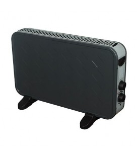 Convector incalzire 2000/1250/750W, 230V, +