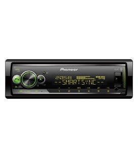 Player Radio auto 1 DIN BT/USB  iPhone / Android