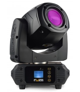 FUZE75S Beam Moving Head 75W LED 13 canale DMX