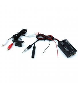 Connects2 FMMOD6 fm transmiter Aux In si 3.5MM universal