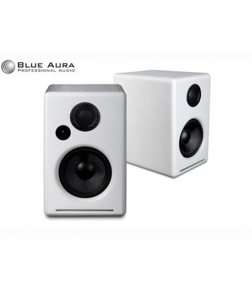 Boxe active Blue Aura WS30i White