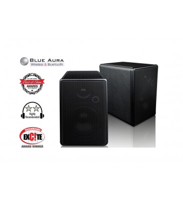 Boxe wireless Blue Aura WS80i Black - pereche