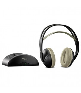 Casti wireless AKG K912, casti wireless UHF