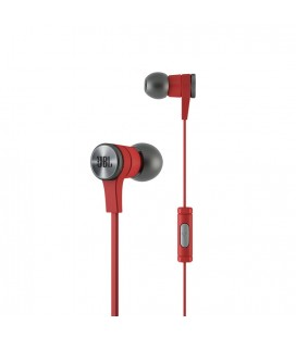 Casti JBL E10 Red, casti in ear cu microfon