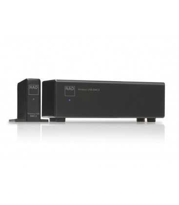 DAC NAD DAC 2 Wireless USB Convertor Digital Analog