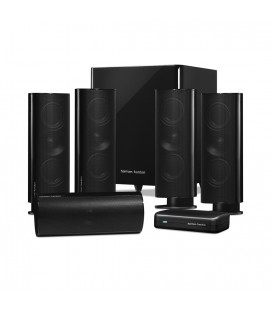 Boxe Harman Kardon HKTS 65 , set boxe 5.1 surround