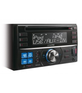 MP3 player auto Alpine CDE-W233R, 2 DIN