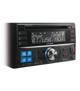MP3 player auto Alpine CDE-W235BT, 2 DIN