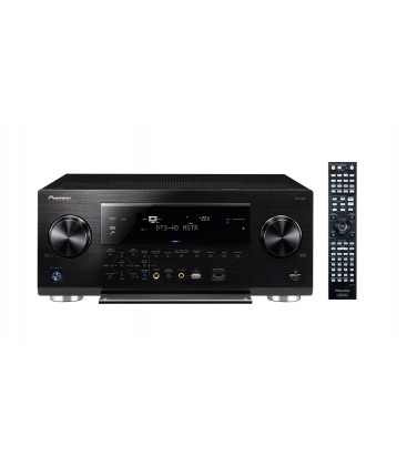 Pioneer SC-LX77-K, receiver A/V surround 9.2 canale UHD 4K