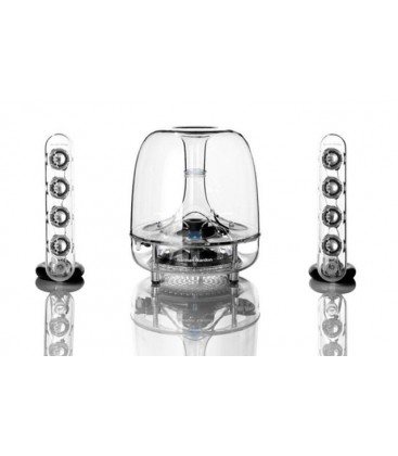 Boxe Harman Kardon Soundsticks Wireless, active wireless 2.1
