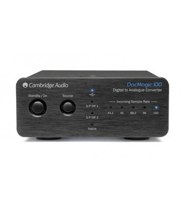 DAC Cambridge Audio DacMagic 100, convertor digital analog