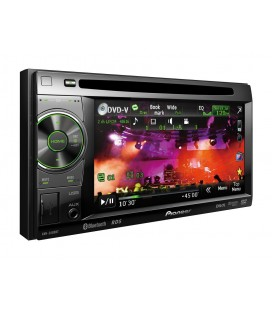 DVD player auto 2 DIN Pioneer AVH-2400BT