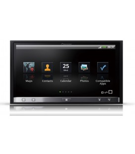 Pioneer SPH-DA100, mp3 auto cu GPS, Bluetooth, control iphone 4s