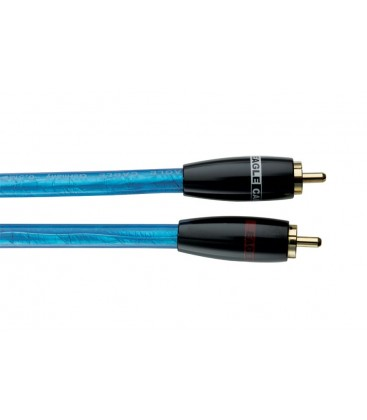 Eagle Cable Condor Blue MC 3.1, interconect stereo 0.75m