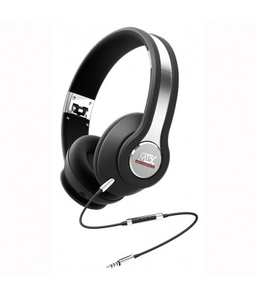 Casti MTX iX1 black, casti on ear