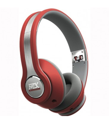 Casti MTX iX1 red, casti on ear