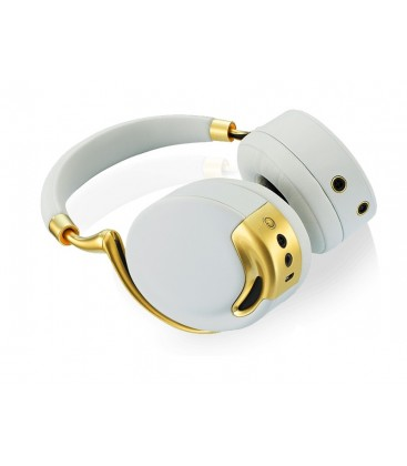 Casti wireless Parrot Zik Yellow Gold, on ear