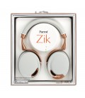 Casti wireless Parrot Zik Black Gold, on ear