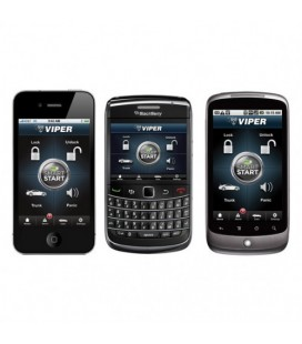 Viper SmartStart DSM250i -iphone, BlackBerry, Android