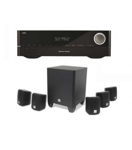 Receiver Harman Kardon AVR 151S + Boxe JBL Cinema 510