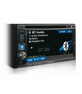 DVD Auto Alpine IVE-W530BT, bluetooth, USB, 2DIN