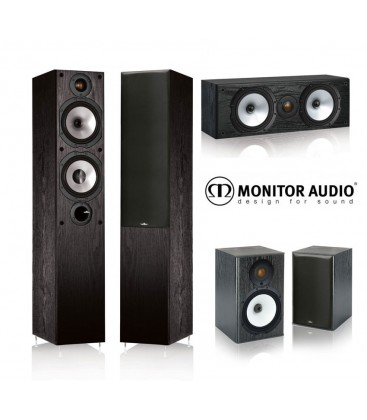 Set de boxe 5.0 Monitor Audio Monitor MR4, MR1, MRCentre