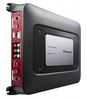 Amplificator auto Pioneer GM-6400F, 4 canale stereo