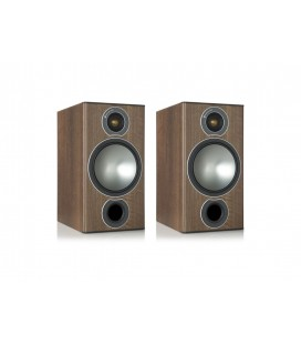 Boxe de raft Monitor Audio Bronze 2 walnut - pereche