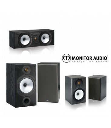 Set Boxe 5.0 Monitor Audio Monitor MR2, MR1, MR Centre