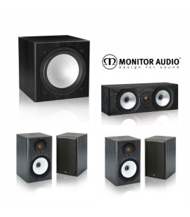 Set Boxe 5.1 Monitor Audio Monitor MR1, MR Centre, MR-W10