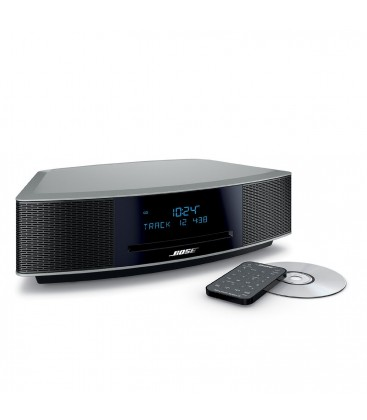 Microsistem stereo Bose Wave Music System IV Platinum Silver