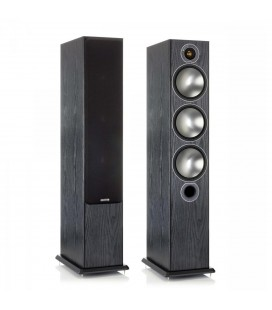 Boxe de podea Monitor Audio Bronze 6 Black - pereche