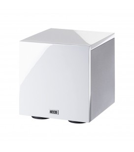 Subwoofer activ Heco NEW Phalanx 202A White