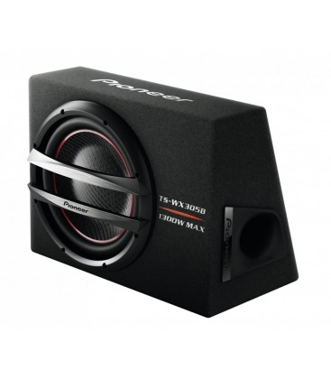 Subwoofer Auto Pioneer TS-WX305B, 1300W max, 30cm