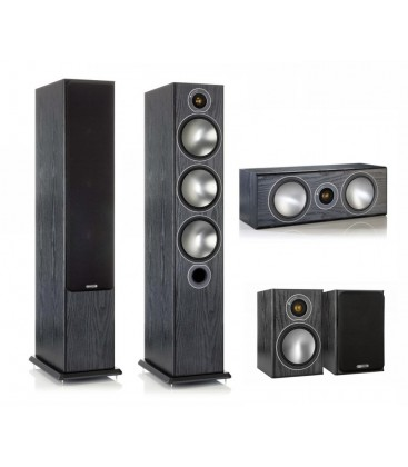Set de boxe 5.0 Monitor Audio Bronze 6, Bronze Centre, Bronze 1