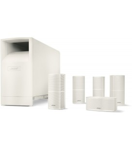 Set Boxe 5.1 Bose Acoustimass 10 series V White