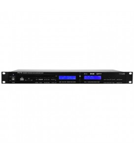 Player audio profesional PA APart PCR3000R MKIII, Tuner FM