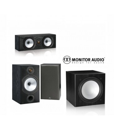 Set de boxe 3.1 Boxe Monitor Audio Monitor MR2, MR Centre, MR-W10