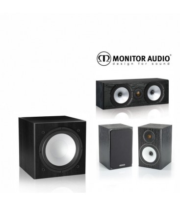 Set de Boxe 3.1 Monitor Audio Monitor BX1, MR Centre, MR-W10