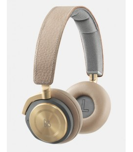 Casti wireless on ear cu microfon Bang & Olufsen Beoplay H8 Argilla Bright