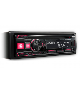 MP3 player auto Alpine CDE-183BT
