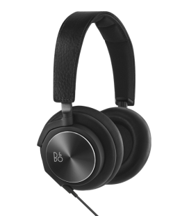 Casti Over Ear cu microfon Bang & Olufsen Beoplay H6 Black Leather 2nd Generation
