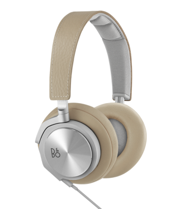 Casti Over Ear cu microfon Bang & Olufsen Beoplay H6 Natural Leather 2nd Generation