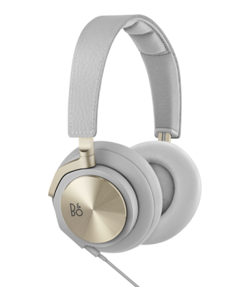 Casti Over Ear cu microfon Bang & Olufsen Beoplay H6 Champagne Grey 2nd Generation