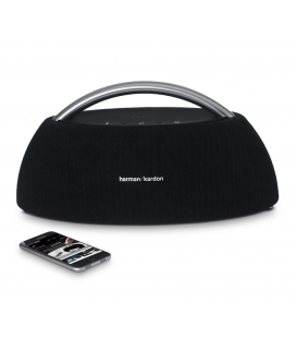 Boxa Wireless Portabila Harman Kardon Go + Play Black, conectivitate Bluetooth 4.1